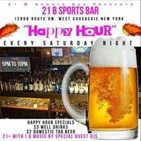 21B Sports Bar, Coxsackie NY