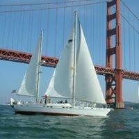 "Bay Breeze Charters San Francisco- Sailing Yacht ""Glory Days"""