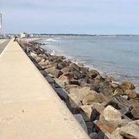 The Wall, North Beach, Hampton N.H.