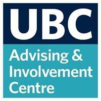 UBC Okanagan Advising & Involvement Centre