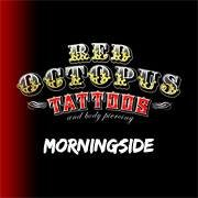 Red Octopus Tattoos- Morningside
