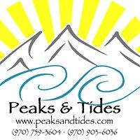 Peaks and Tides