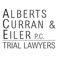 Alberts Curran & Eiler P.C. Trial Lawyers