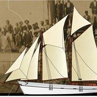 Maria Eugénia Um barco-escola dos Açores