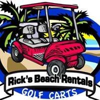 Rick's Beach Rentals