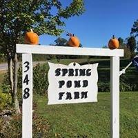 Spring Pond Farm