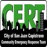 City of San Juan Capistrano CERT