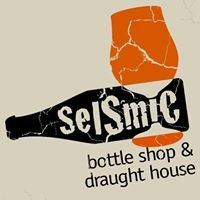 The business formerly known as Seismic Bottle Shop & Draught House