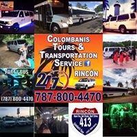 Colombani's Tours & Transportation Service 24/7