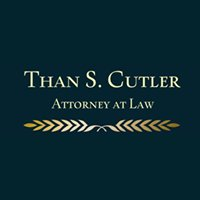 Than Cutler Attorney At Law