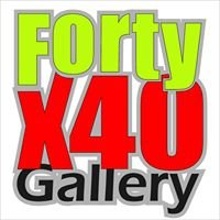 Forty x 40 Gallery