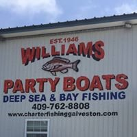 Williams Party Boats