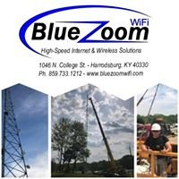 Blue Zoom