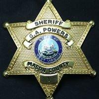 Mason County Sheriff's Department