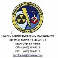 Lincoln County Ky EMA