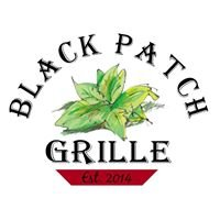 Black Patch Grille