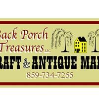 Back Porch Treasures Craft & Antique Mall