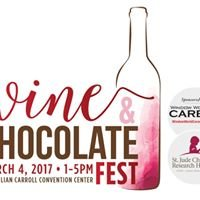 Paducah's Wine & Chocolate Festival