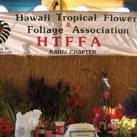 Hawaii Tropical Flowers & Foliage Association- Kauai