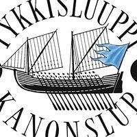 Tykkisluuppi / Kanonslup / Cannon sloop