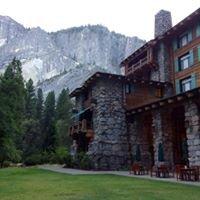 The Awahnee At Yosemite National Park
