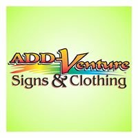 Add-Venture Signs & Clothing