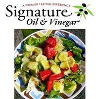 Signature Oil & Vinegar
