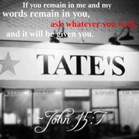 Tate's