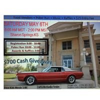 Wallace County Cruisers Car and Bike Show