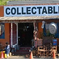 Antiques at Collectables Cafe, Glencairn, Western Cape