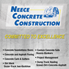 Neece Concrete Construction