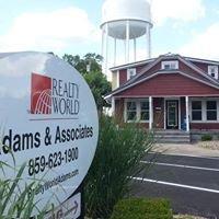 Realty World Adams & Associates