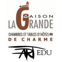 La Grande Maison  Chambres d'Hôtes de Charme et Artedu workshops- Auvergne