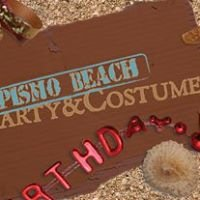 Pismo Beach Party and Costume