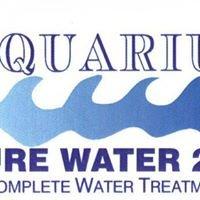 Aquarius Pure Water 2010