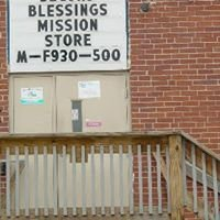 Second Blessings Mission Store