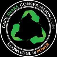 Cape Snake Conservation