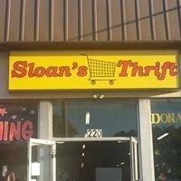 Sloan's Thrift