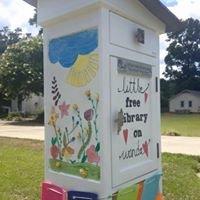 Little Free Library on Wanda