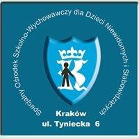 Szkoły Ponadgimnazjalne SOSW dla Dzieci Niewidomych i Słabowidzących