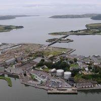 Haulbowline Naval Base