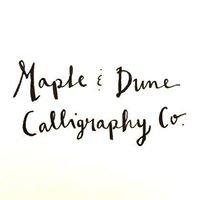 Maple & Dune Calligraphy Co.