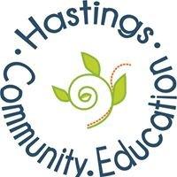 Hastings Community Education