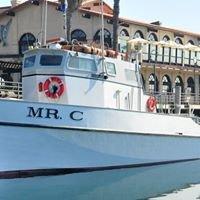 Mr C. Dive Boat