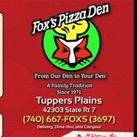 Fox's Pizza Den TP