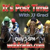 It's Post Time with JJ Graci