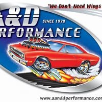 A & D Performance and Restorations