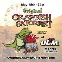 Original Crawfish Gator Fest 2017
