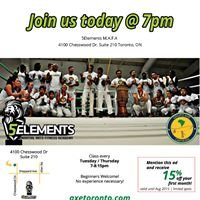 Axé Capoeira Downsview