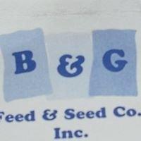 B&G Seed Co., Inc.